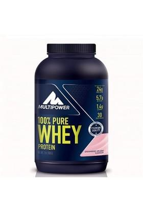 Multipower %100 Whey Protein Tozu 900Gr Çilek