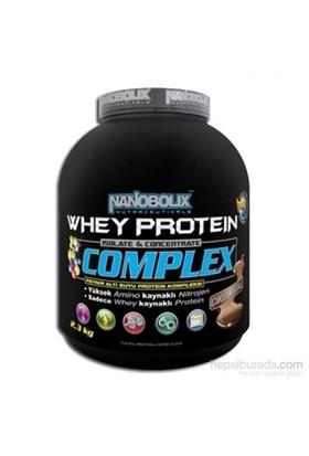 Nanobolix Whey Protein Complex 2,3 kg