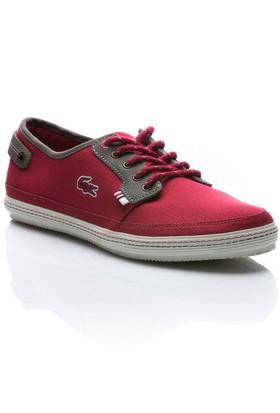 Lacoste Saulieu 2 Erkek Kırmızı Spor Ayakkabı (Srm2131-047)