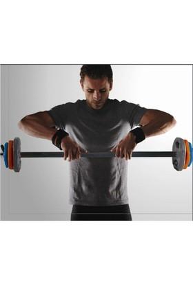 Iron Body 20 Kg Barbell Set