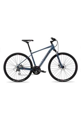 Marin San Rafael Ds2 Trekking Sport Parlak Mavi L Bisiklet