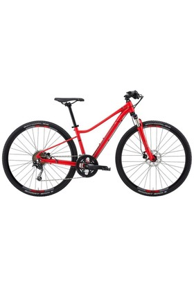 Marin San Anselmo Ds4 Trekking Sport Kırmızı Xl Bisiklet