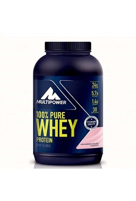 Multipower 100% Whey Protein 900 Gr