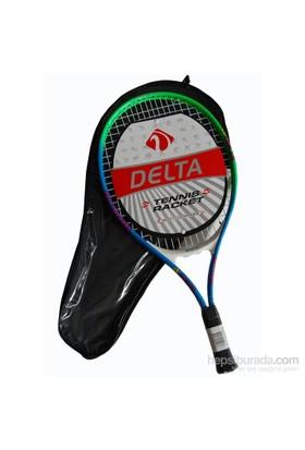 "Delta Joys Full Çantalı 21"" Tenis Raketi"