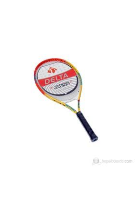 "Delta Joys Full Çantalı 23"" Tenis Raketi"