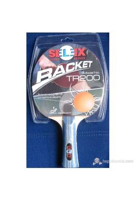 Selex Tr 200 Masa Ittf Onaylı Tenis Raketi