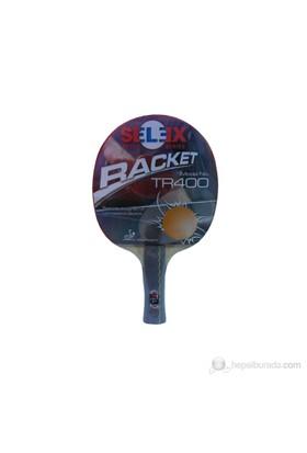 Selex Tr 400 Masa Ittf Onaylı Tenis Raketi