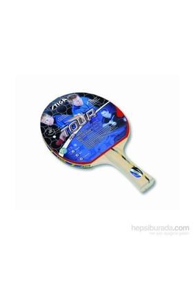 Stiga Tour 2 Yıldız Masa Tenisi Raketi 1633- 01