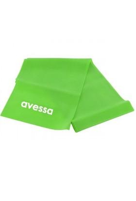 Avessa Pilates Bandı Orta Direnç Yeşil 150 Cm X 15 Cm X 04 Mm