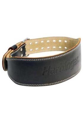 Harbinger 4 Padded Leather Belt Kemer