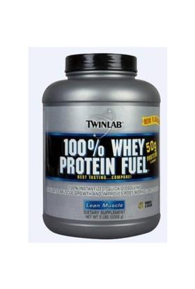 Twinlab Nutrition %100 Whey Protein Fuel 2268gr. Çikolata