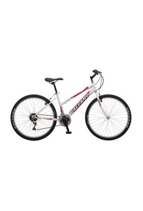 Salcano Excel 26 Lady Beyaz-Pembe Pembe Dağ Bisikleti