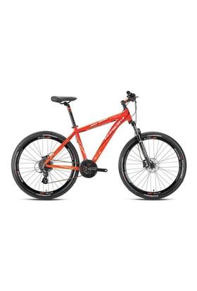 "Kron Xc 450 27,5 Jant 18"" 27 Vites Fren Mavi - Lime - Beyaz Dağ Bisikleti"