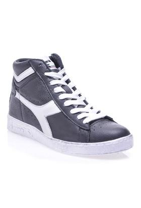 Diadora Game L High Waxed Günlük Spor Ayakkabı Siyah 159657C1051