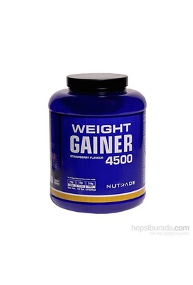 Nutrade Weight Gainer 4500