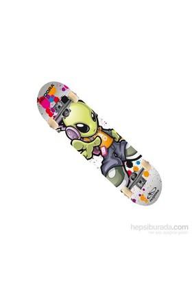 Hudora Skateboard İnstinct 2.0 Abec 1 12160