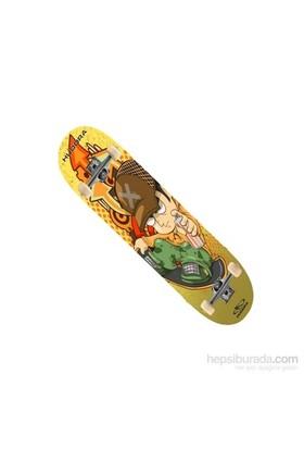 Hudora Skateboard İnstinct 2.0 Abec 1 12160-2