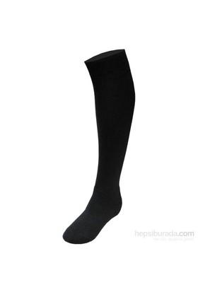 Schmilton Lüks Futbol Tozluğu-Çorabı Siyah Büyük Boy