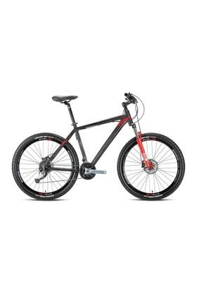 """Kron Xc 800 27,5 Jant 18"""" 27 Vites Fren Siyah - Turuncu Dağ Bisikleti"""