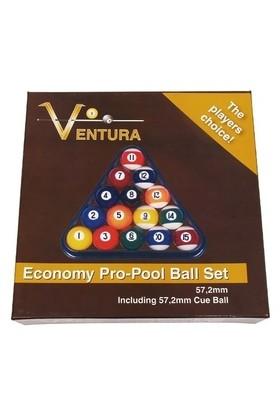 Ventura Amerikan Bilardo Topu Seti