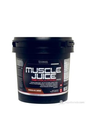 Ultimate Nutrition Muscle Juice Revolution 5040gr Çikolata Aromalı
