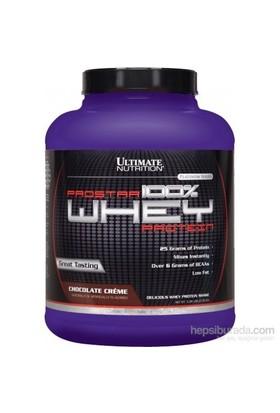 Ultimate Nutrition Prostar % 100 Whey Protein Çikolata Aroma 2.39kg.