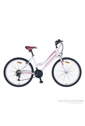 Ümit 2600 Colorado 26 Jant Bayan Dağ Bisikleti (Beyaz)