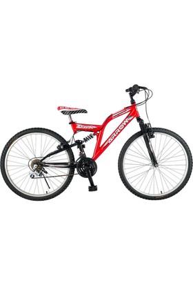 Arrow 2601 Twin Kırmızı Bisiklet