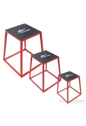 Tryon Plm-100 Plyometric 30-45-60 Cm 3Lü Zıplama Seti