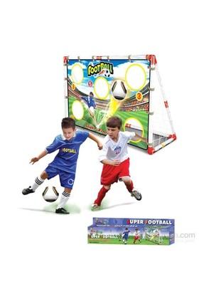 King Sport F0613452 Tekli Futbol Kalesi