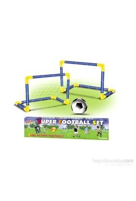 King Sport Çiftli Mini Futbol Kalesi