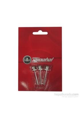 Tajmahal 9611 3 Lü Top İğnesi (Kalın)
