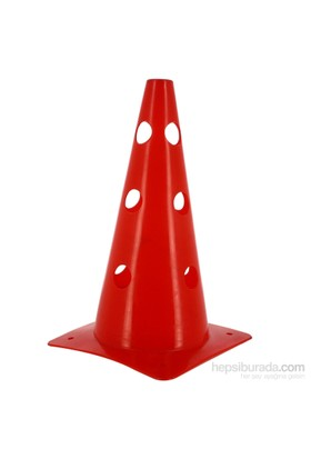 Sportive 12 Trafik Kulesi Delikli Kırmızı