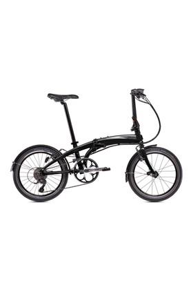 """Tern 20"""" Verge P9l 9 Vites Siyah-Gri Bisiklet"""