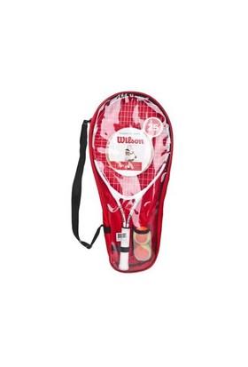 Wilson Wrt216900 Roger Federer 25 Jr Starter Set Kadın Tenis Malzemeleri