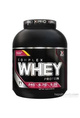 Xpro Whey Complex Protein 2280gr Çikolata-Muz Aromalı