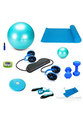 Tristar Revoflex Pilates Seti Strong Blue