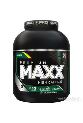 Xpro Maxx 2500gr Muz Aromalı