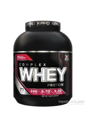 Xpro Whey Complex Protein 2280 gr Vanilya-Çilek Aromalı