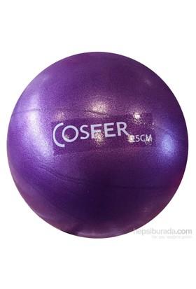 Cosfer 25cm Pilates ve Denge Topu