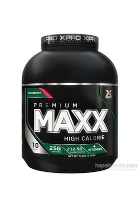 Xpro Maxx 2500gr Çilek Aromalı Karbonhidrat Tozu