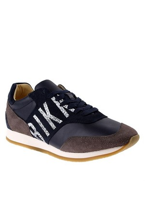 Bikkembergs Endurance 457 Bke108293 Erkek Ayakkabı Leather/Tpu Black