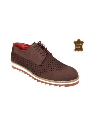 Wolfland 305 56 Hakiki Deri Klasik Ayakkabı