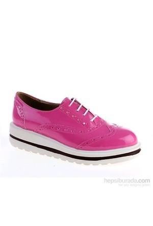 Derigo Kadın Günlük Ayakkabı Fuşya