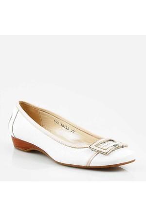 Pedro Camino Kadın Günlük Ayakkabı 80136 Beyaz