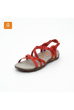 Merrell Terran Lattice Red Clay J22232 Sandalet