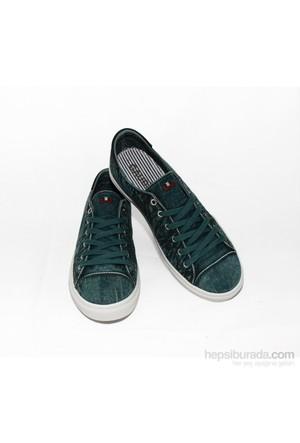 Gaudi 306 Haki Ayakkabı