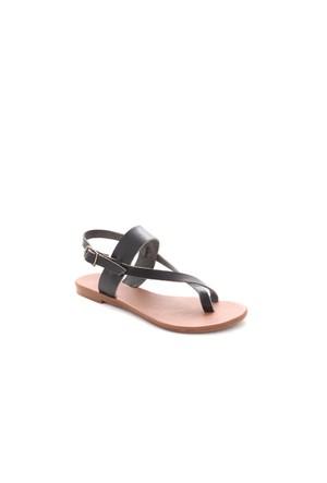 Gio&Mi Siyah Sandalet Hs-14