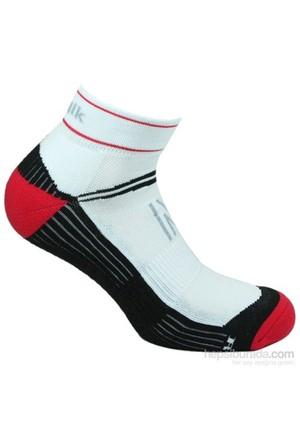 Norfolk Erkek Bisiklet Çorabı Kırmızı