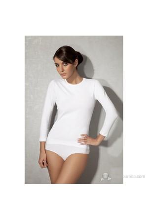 Doreanse Kadın Uzun Kol T-shirt   8512